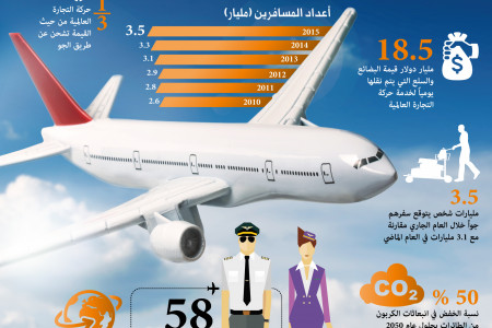 travel industry Infographic