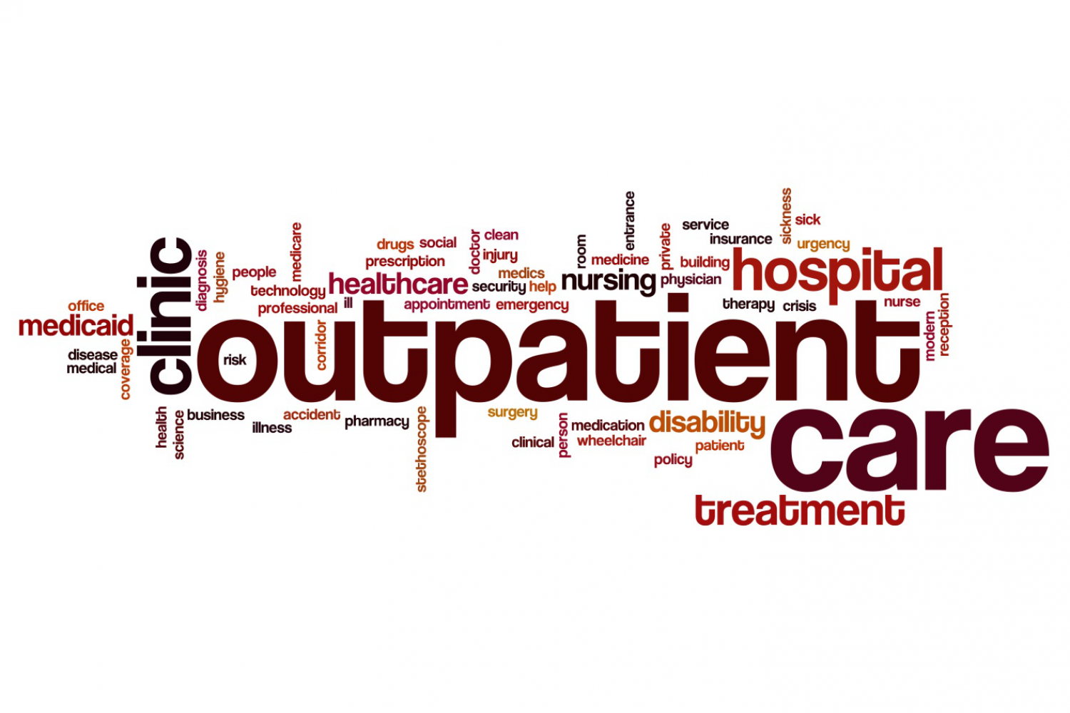 Treatment Center: What Is Outpatient Addiction Treatment Like? Infographic
