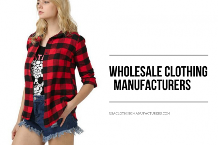 Trendy And Designer Apparel Manufacturers In Kendall, USA Infographic