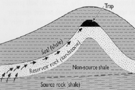 Trinity Energy Group: A Short Introduction to Petroleum Geology Infographic