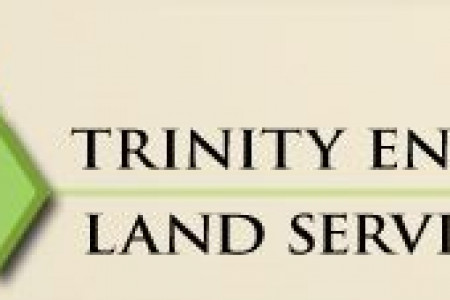 Trinity Energy Group Land Services Contact Information Infographic