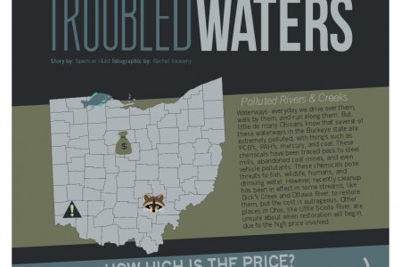 Troubled Waters Infographic