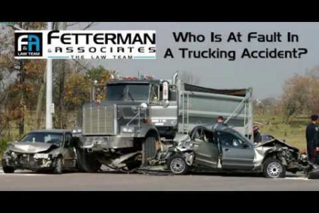 Truck Accident Injury Lawyer Florida Infographic