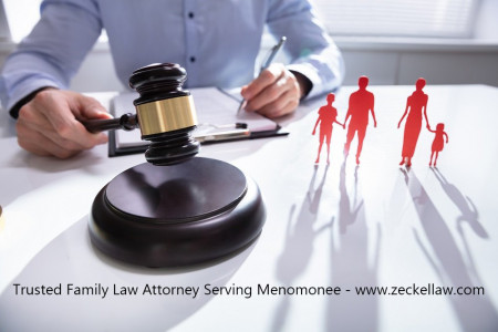 Trusted Family Law Attorney Serving Menomonee Falls & Southeastern Wisconsin Infographic