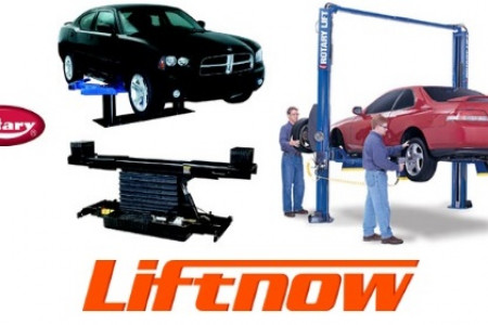 Trusted Rotary Lifts Dealers New York - Liftnow Infographic