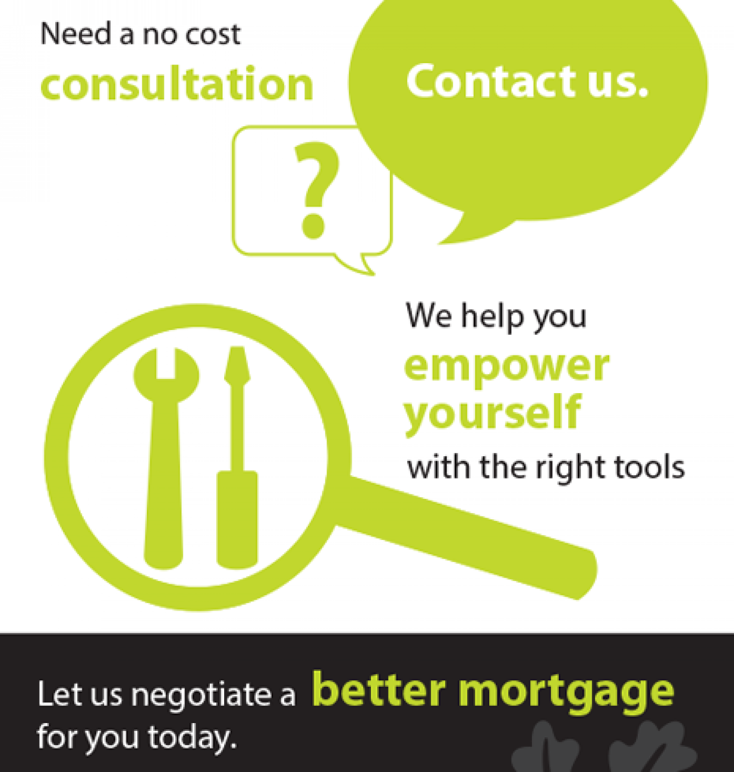 Twin Oaks Mortgage Services Infographic
