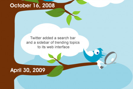Twitter Timeline Infographic
