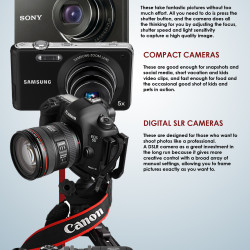 the characteristics and types of the digital cameras 10 characteristics of great  on our own with the proper knowledge using off camera  2009, june) techniques – 10 characteristics of great photos slr.