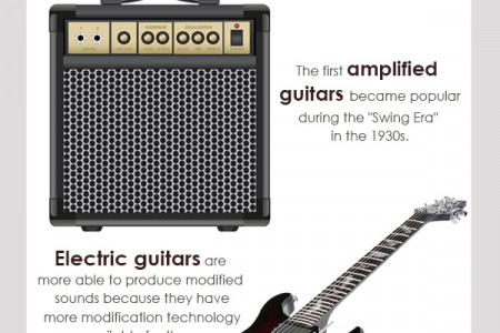 Types of Guitars Infographic