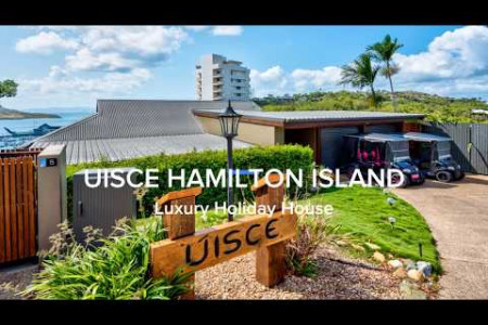 Uisce Hamilton Island - Luxury Holiday House To Book Infographic