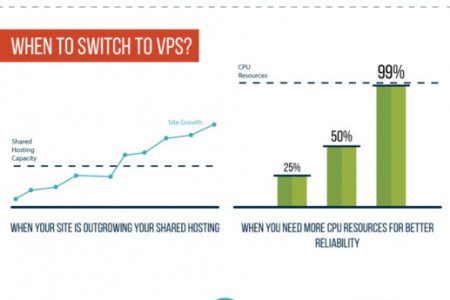 ultimate guide for VPS hosting Infographic