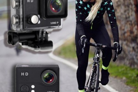Ultra Hd Action Camera Infographic