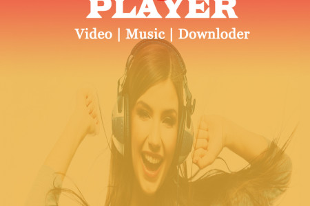 Ultra HD Video Player for Android Infographic