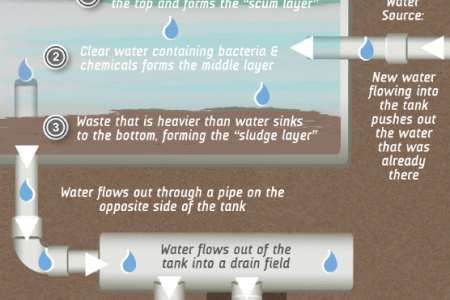 Understanding How Your Septic System Works  Infographic