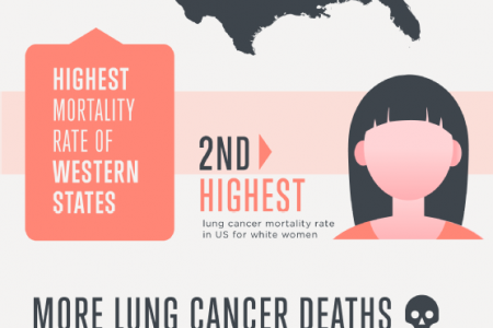 Understanding Lung Cancer Risks and Prevention Infographic