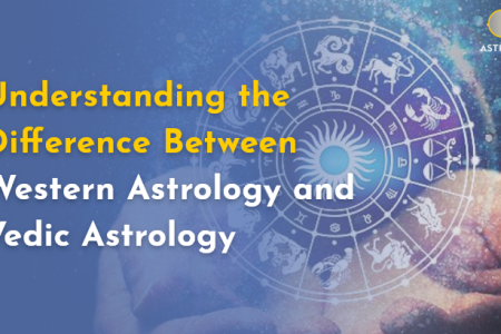 Understanding the Difference Between Western Astrology and Vedic Astrology Infographic