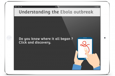Understanding the Ebola Outbreak - Interactive Animation  Infographic