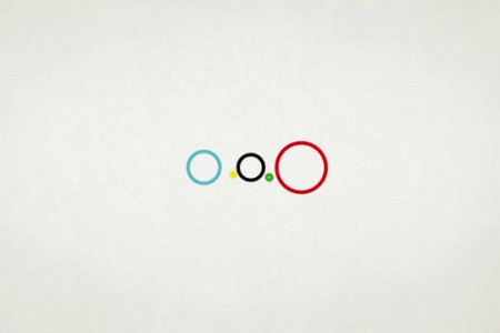 Unequal Olympic Rings Infographic