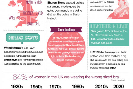 Unforgettable Underwear Infographic