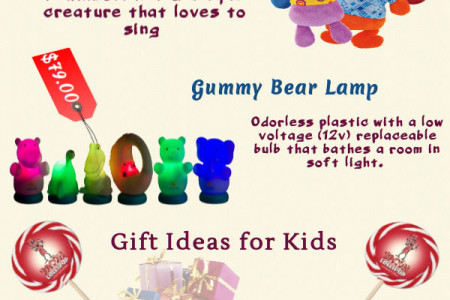 Unique Gift Idea for Babies Infographic