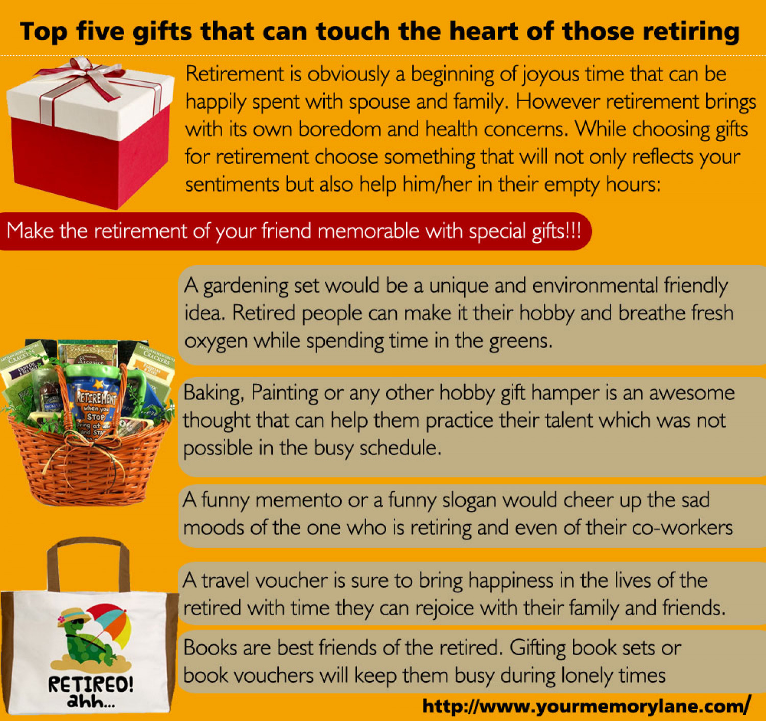 Unique Wedding Anniversary Gifts for First Year by Year Infographic