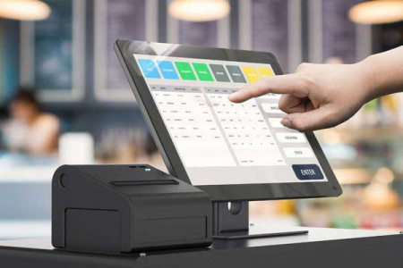 US Merchant Payment Solutions Infographic