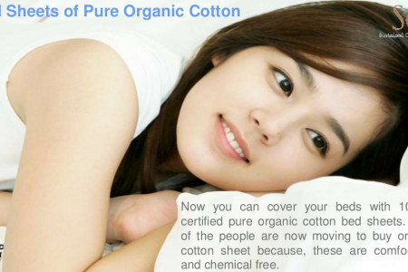 Use Chemical Free Bed Sheets Of Organic Cotton Infographic