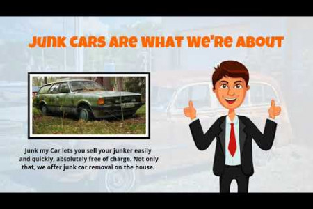 Useful sell junk car Infographic
