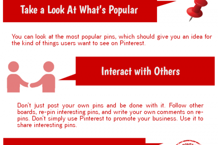 Using Pinterest to Promote Your Website Infographic