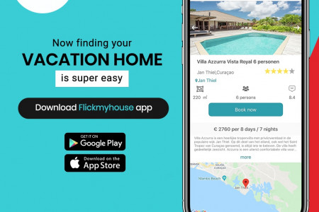 Vacation Homes Infographic