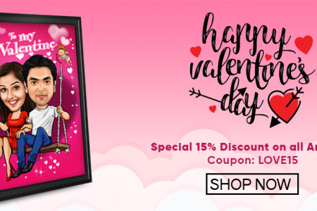 Valentines Day Gift Ideas 2019 Infographic