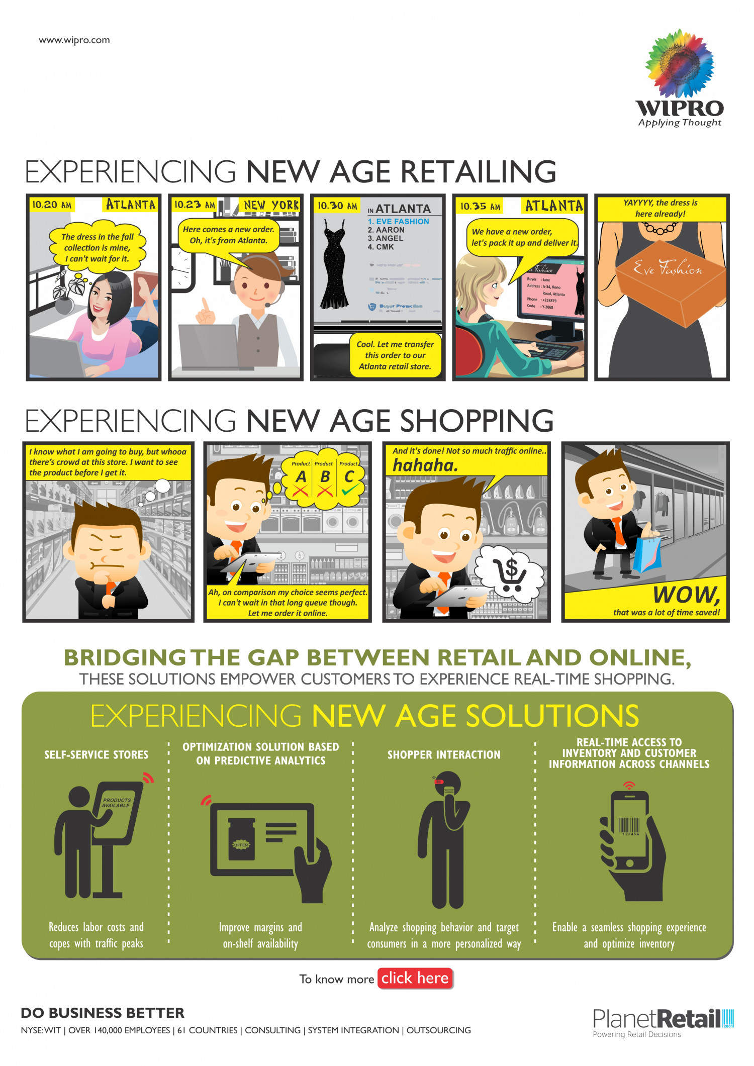 Value Redefined for Retailers Infographic