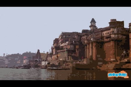 Varanasi and Other Oldest Cities in the World Infographic