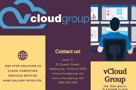 vCloud Group Infographic