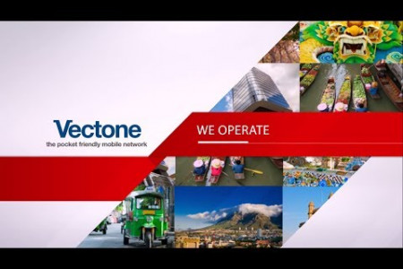 Vectone Mobile Video! Best MVNO in UK Infographic