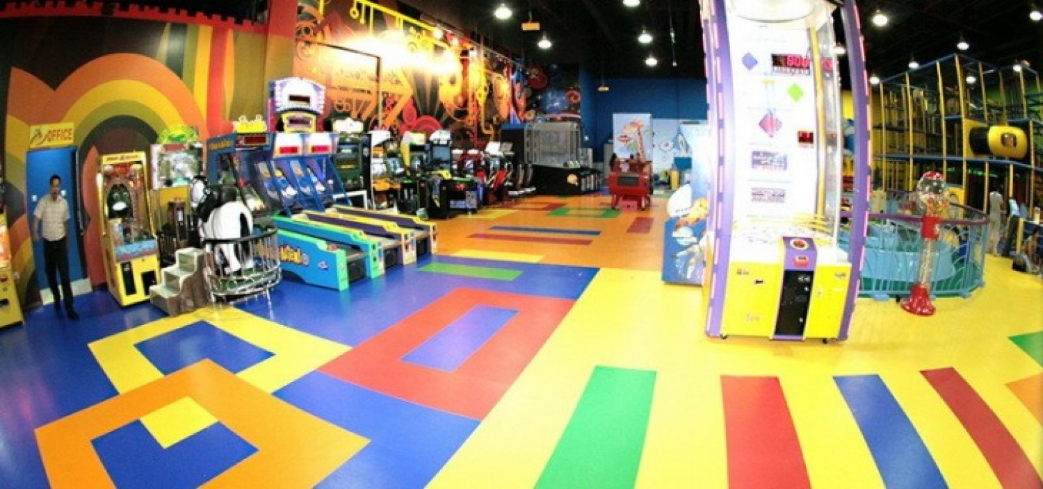 Video Games for Kids in Oman | Fun City Infographic