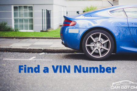VIN Check  Infographic