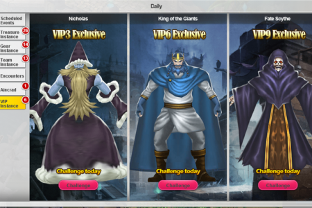 VIP Instance Infographic