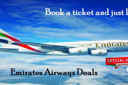 Visit on Emirates Airways Deals to get absolutely offer and deals. Infographic