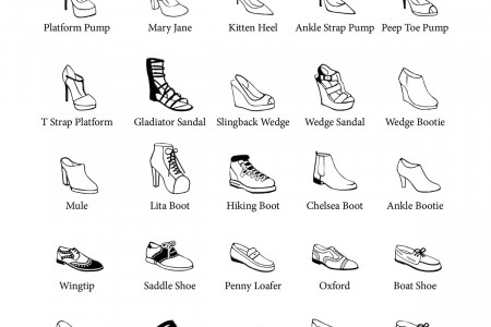Shoes Infographics