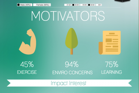 Volunteer Motivations Infographic