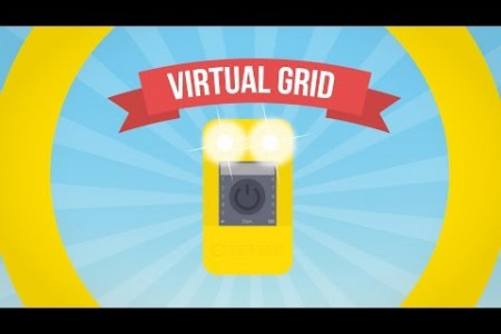 WakaWaka Virtual Grid Infographic