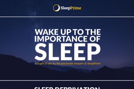 Wake Up to the Importance of Sleep Infographic