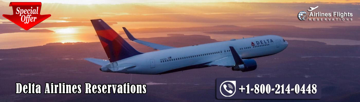Want Delta Airlines Reservations at Lowest Price Infographic