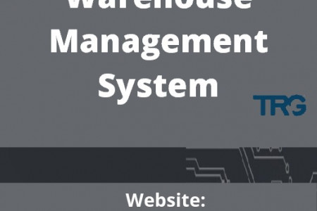 Warehouse Management System Infographic
