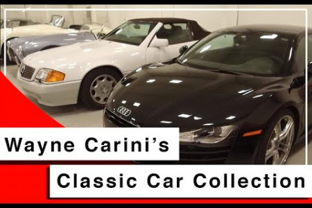 Watch Wayne Carini's Classic Car Collection Infographic