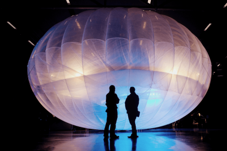 Ways In Which Google Loon Will Impact E-Commerce Spread Infographic