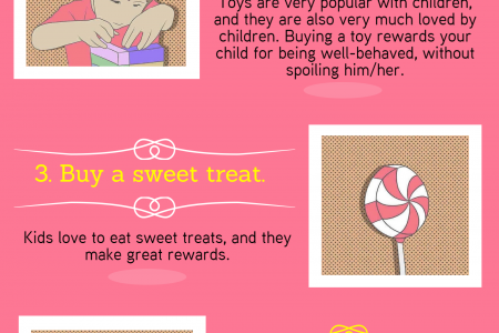 Ways on how you reward your children for good behaviour Infographic
