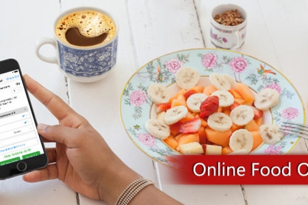 Ways to Make Your Online Food Ordering Victorious Infographic