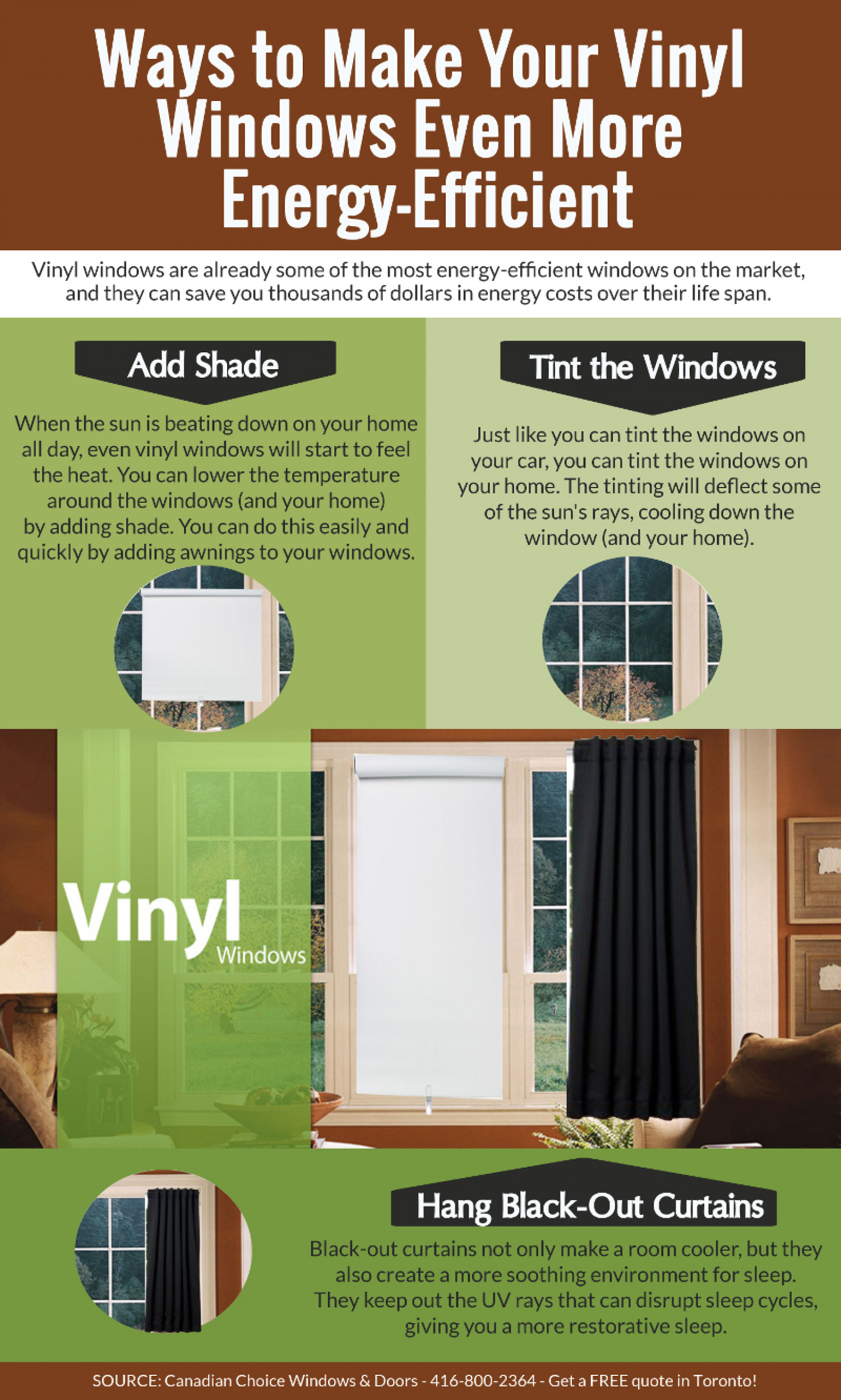 Ways to make your vinyl windows even more energy efficient for What makes a window energy efficient
